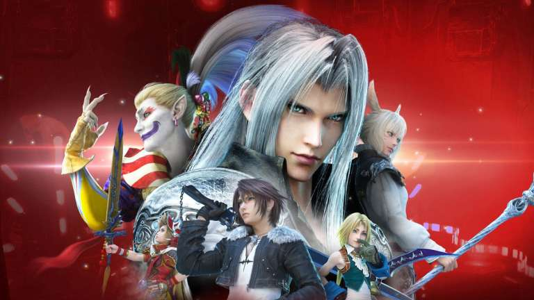 Dissidia Final Fantasy NT Releases Final Update With No Sequel Plans