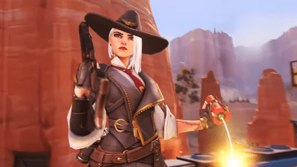 Overwatch Week 4 Hero Bans Shows How Far Blizzard Will Go To Make Players Use Ashe