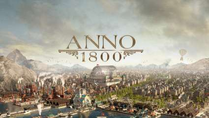 Ubisoft Announces Anno 1800 Now Has Over One Million Players