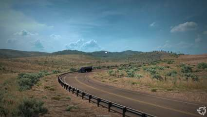 American Truck Simulator Is Receiving A New Location Based On Latest Teaser Trailer