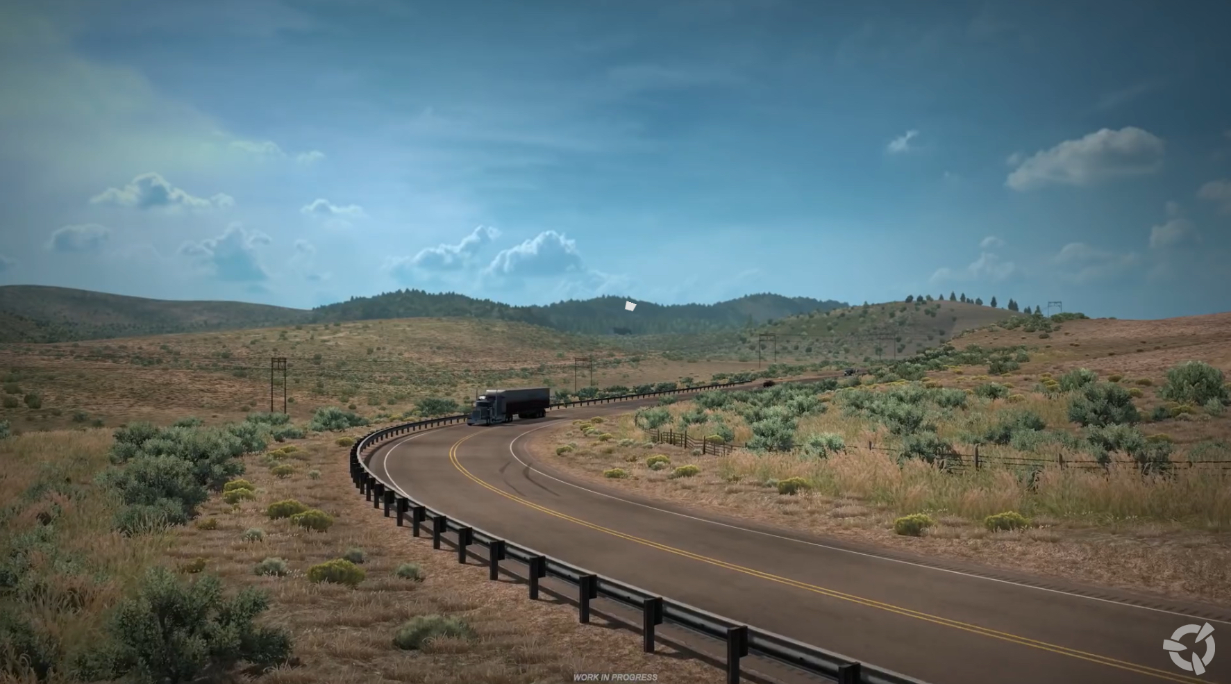 American Truck Simulator Is Getting A New Colorado Location In Upcoming DLC