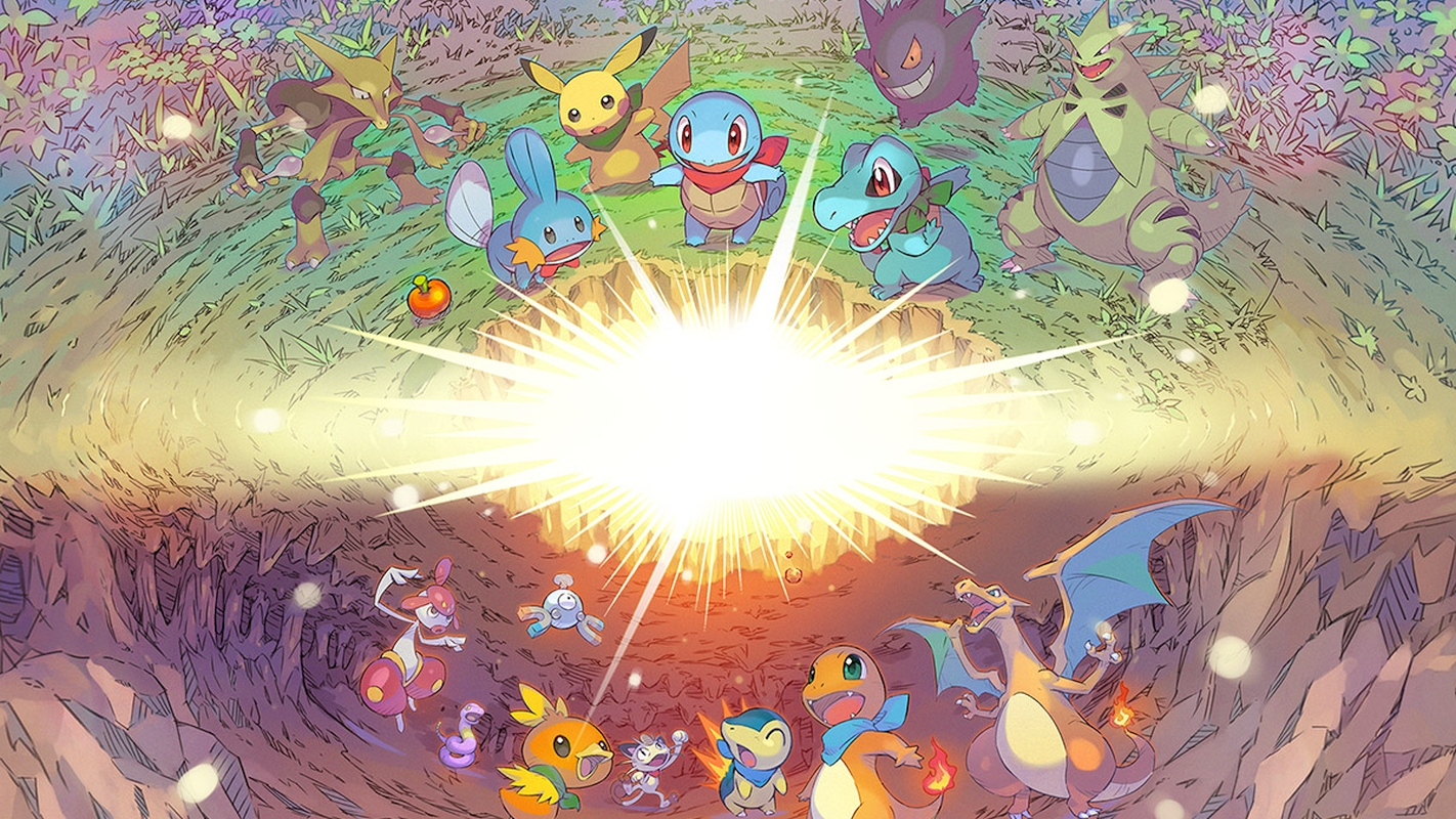Nintendo Releases New Promotional Videos For Pokémon Mystery Dungeon: Rescue Team DX