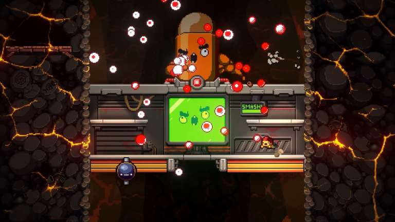 Exit The Gungeon, The Sequel To The Critically-Acclaimed Bullet Hell Platformer Gungeon, Drops For Windows And Nintendo Switch