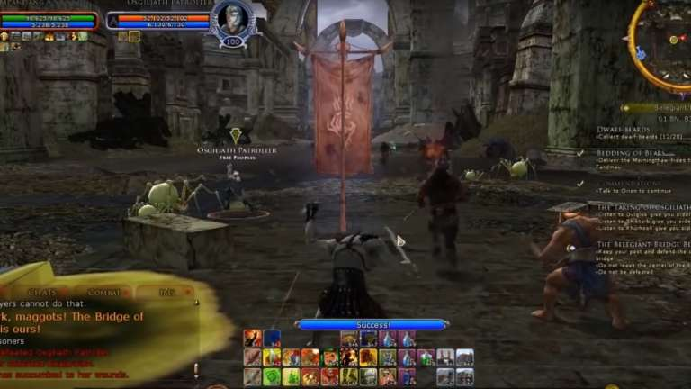 Standing Stone Games Makes All Content Free For Lord Of The Rings Online And Dungeons And Dragons Online Until April 30th