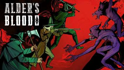 Alder's Blood Will Be Launching On The Nintendo Switch Come March 13, Steam And Other Platforms To Follow In The Near Future For This Turn-Based Stealth Game