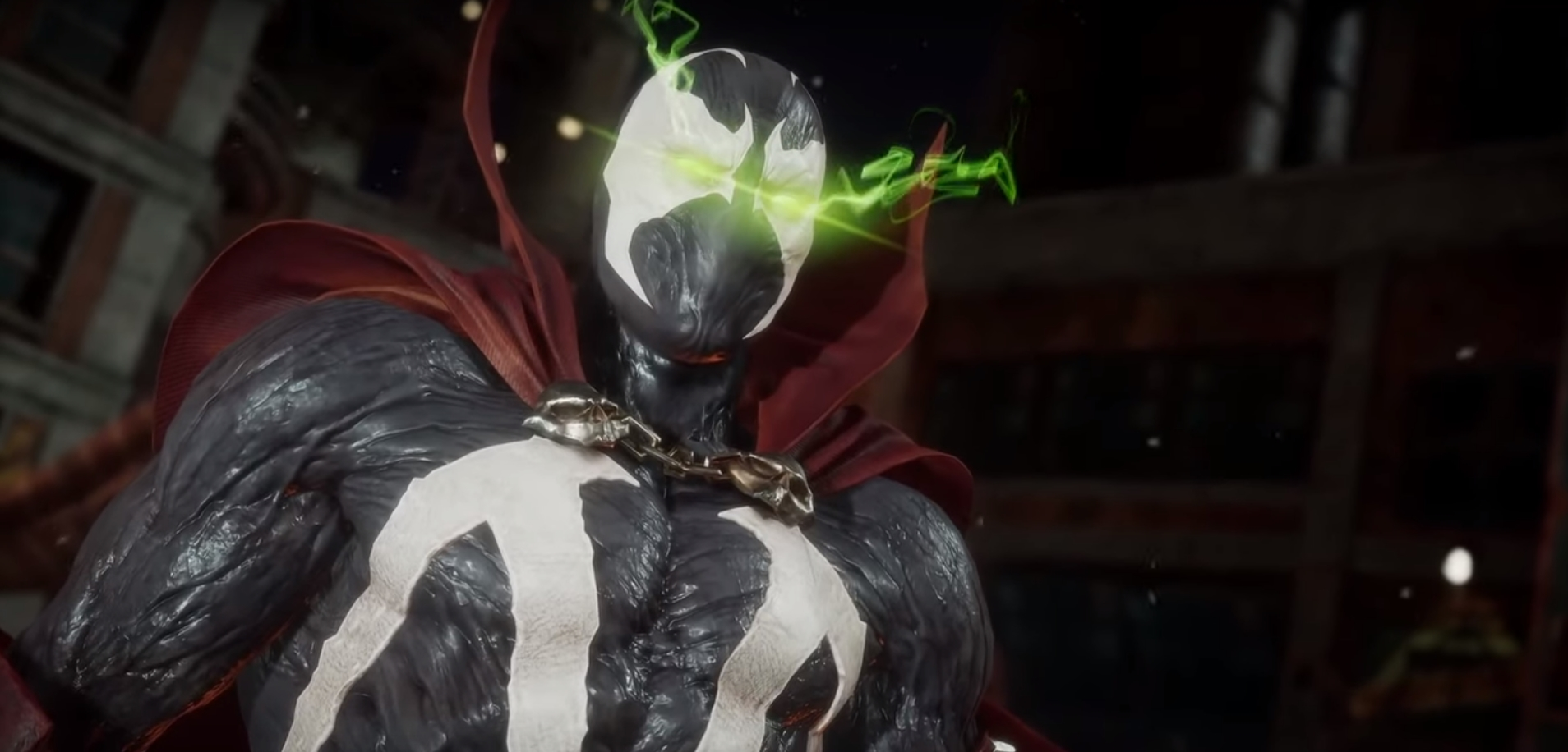 Mortal Kombat 11 Releases New Trailer For Upcoming DLC Fighter, Spawn