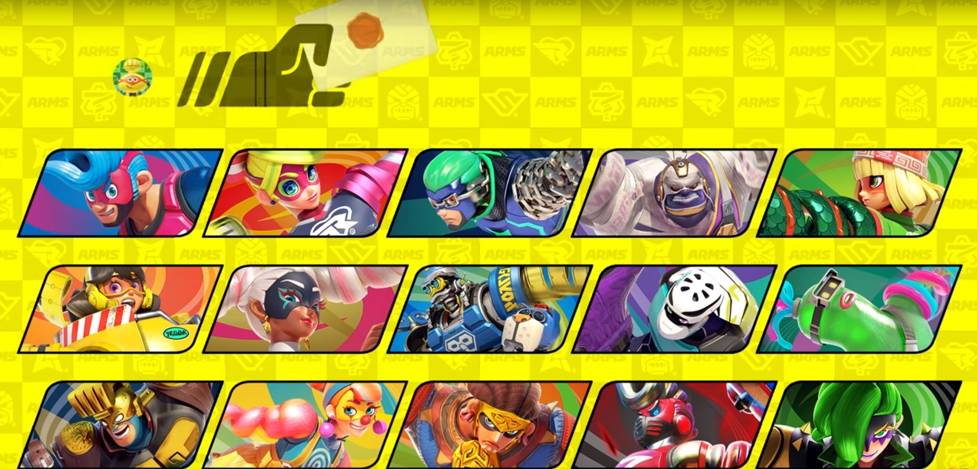 Nintendo Announces Next Super Smash Bros. Ultimate DLC Character To Be From The Cast Of ARMS