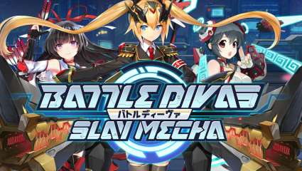 Battle Divas Slay Mecha Pre-Registration Now Available For IOS And Android
