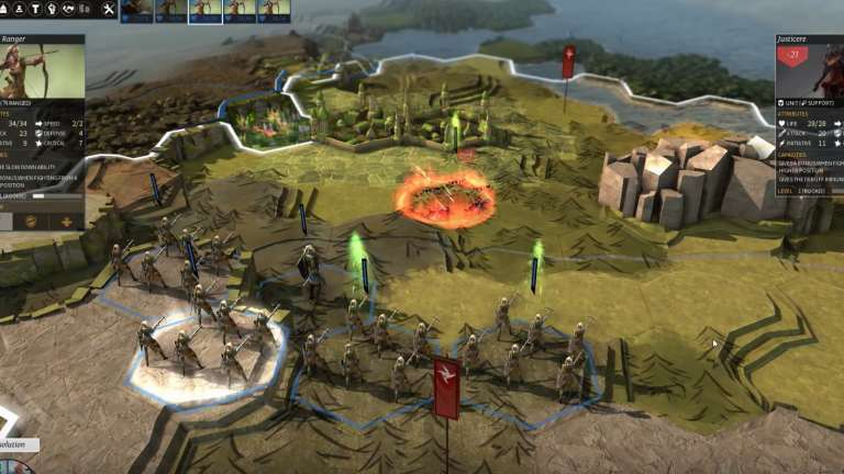 The Turn-Based Fantasy Game Endless Legend Is Now Free On Steam