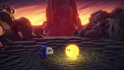 Pode Is An Adorable Puzzle Game Headed To Steam This April, A Rock And A Star On The Most Remarkable