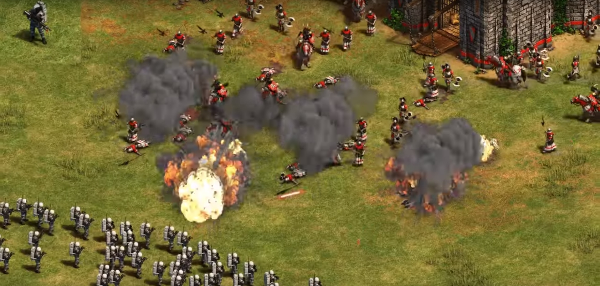 Age Of Empires II: Definitive Edition Celebrates 2-Year Anniversary Of Predecessor With In-Game Event