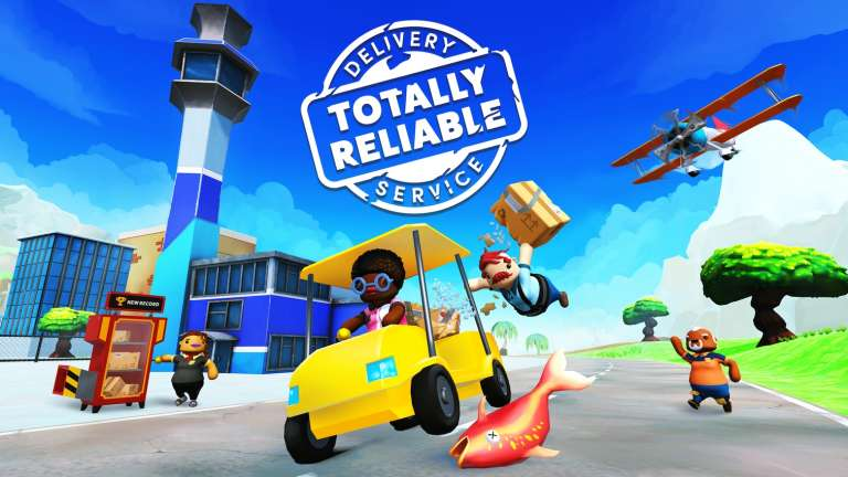 Totally Reliable Delivery Service Is Live On Consoles And Mobile Devices!