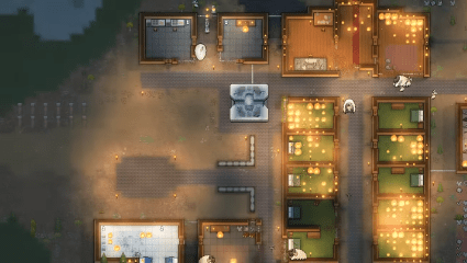 RimWorld Receives A New Update That Ensures Friendlies Will Stop Crashing Through Our Roofs