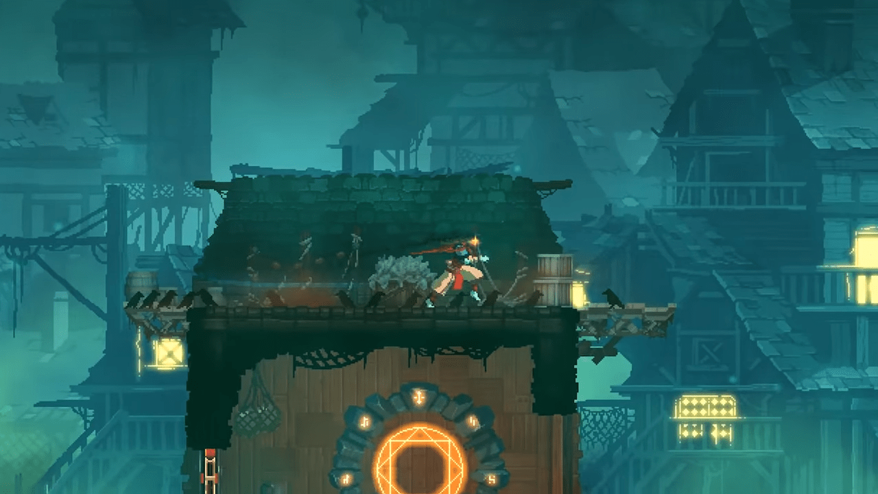 Dead Cells Receives A Small Update Containing A Nod To The Half-Life Franchise