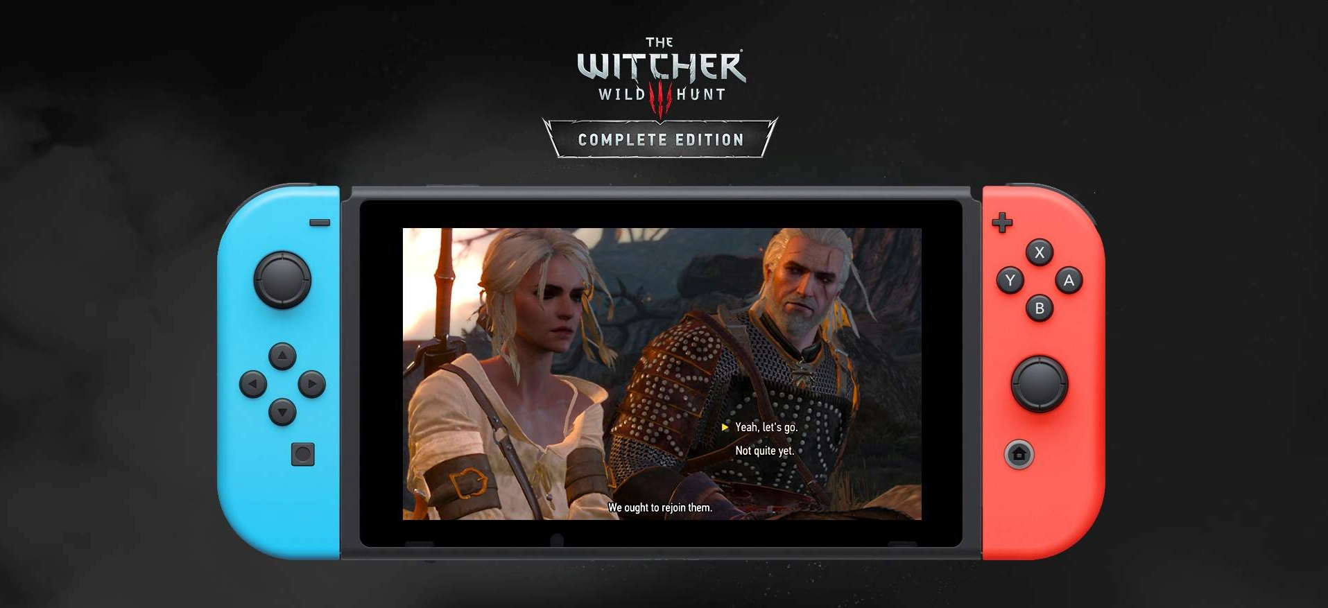 The Witcher 3: Wild Hunt's Nintendo Switch Update Lets Players Integrate PC Saves