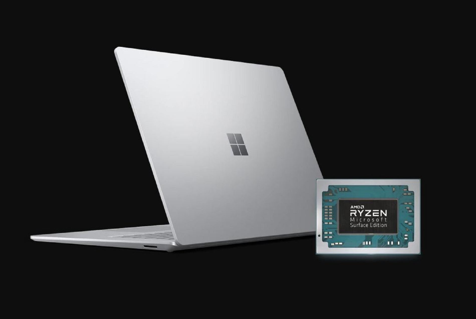 New Microsoft Surface Notebook Identified Using AMD Ryzen Zen CPU And Navi (Radeon RX) GPU