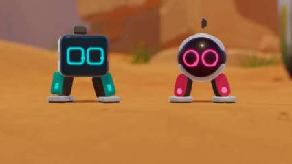 An Adorable Coop Action Adventure Is Headed To Steam With A Bright New Trailer And A Bright New World, Its Name Is Biped