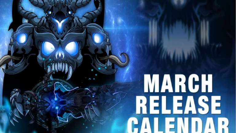 AdventureQuest Worlds Released Their March 2020 Calendar And Shows A Hint Of Things To Come