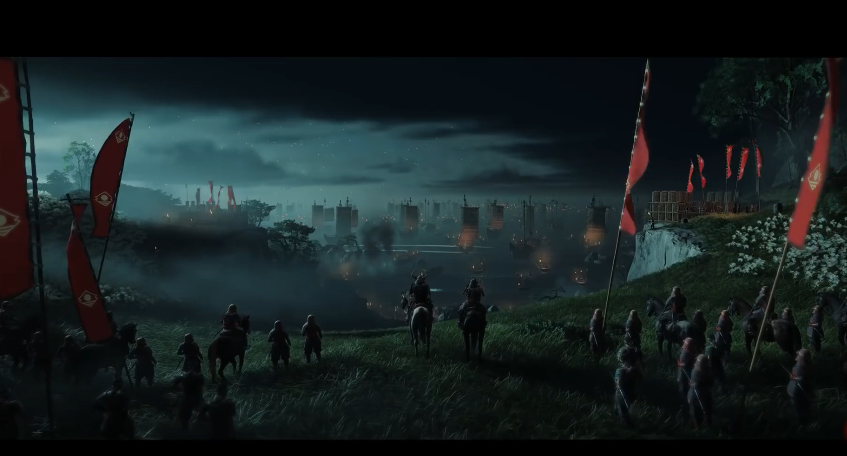 Ghost Of Tsushima's Latest Trailer Is Painting A Beautiful And Emotional Journey For Players