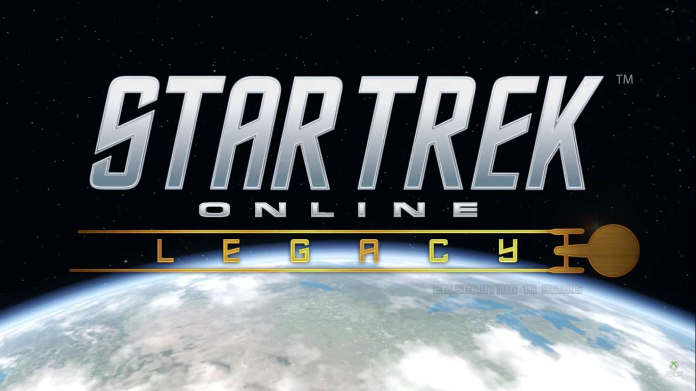 Star Trek Online Legacy Has Launched Bringing A Ten Year Anniversary Celebration To Xbox One, PlayStation 4 and PC Fans, New Content On All Platforms