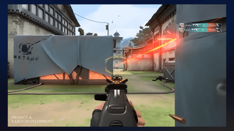 Team-Based Shooter Project A From Riot Games Has Been Unveiled, Titled Valorant