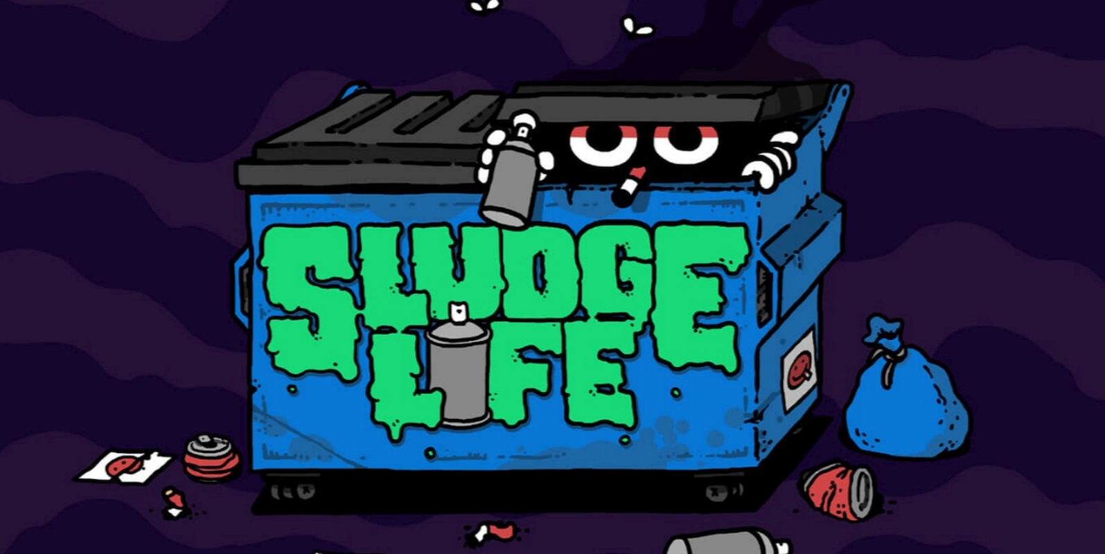 Sludge Life Announced For Epic Games Store And Nintendo Switch