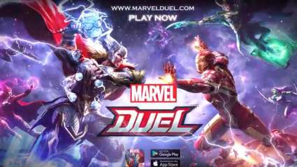 Marvel Duel To Begin Closed Beta Testing Soon Ahead Of Launch