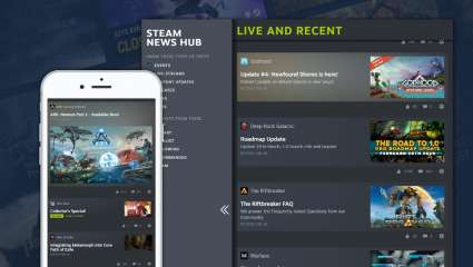 Steam Lab's Experiment 009 Gives Players A Filterable News Hub