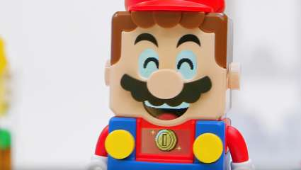 Lego And Nintendo's Super Mario Bros. Announce New Interactive Set