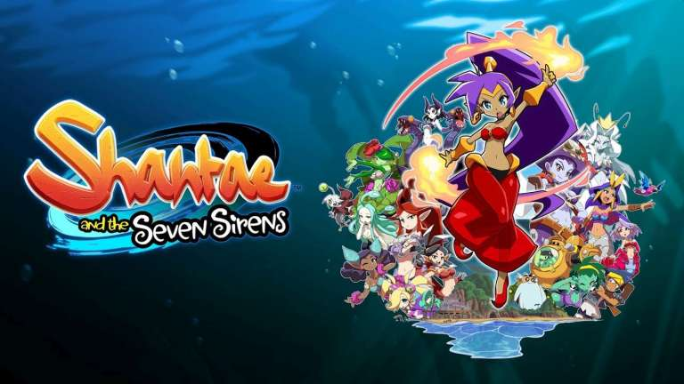 Shantae and the Seven Sirens Headed To PC And Consoles This May