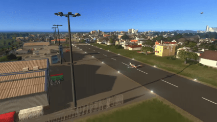City Builder Cities: Skylines Has A New Expansion In The Works Titled Sunset Harbor