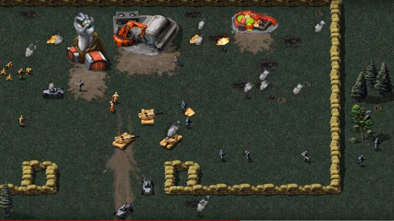 Electronic Arts Teases Upcoming Command & Conquer Remastered Collection Trailer On YouTube