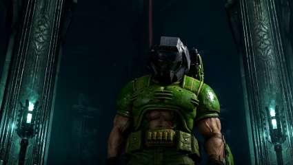 Doom Eternal Will Let You Customize Your Doom Slayer's Cosmetics