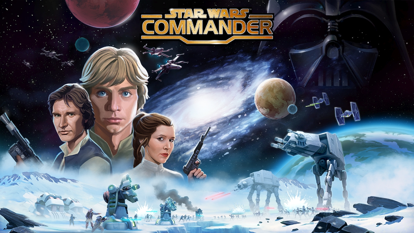 Zynga Announces End Of Star Wars: Commander Plus Removes It From App Stores