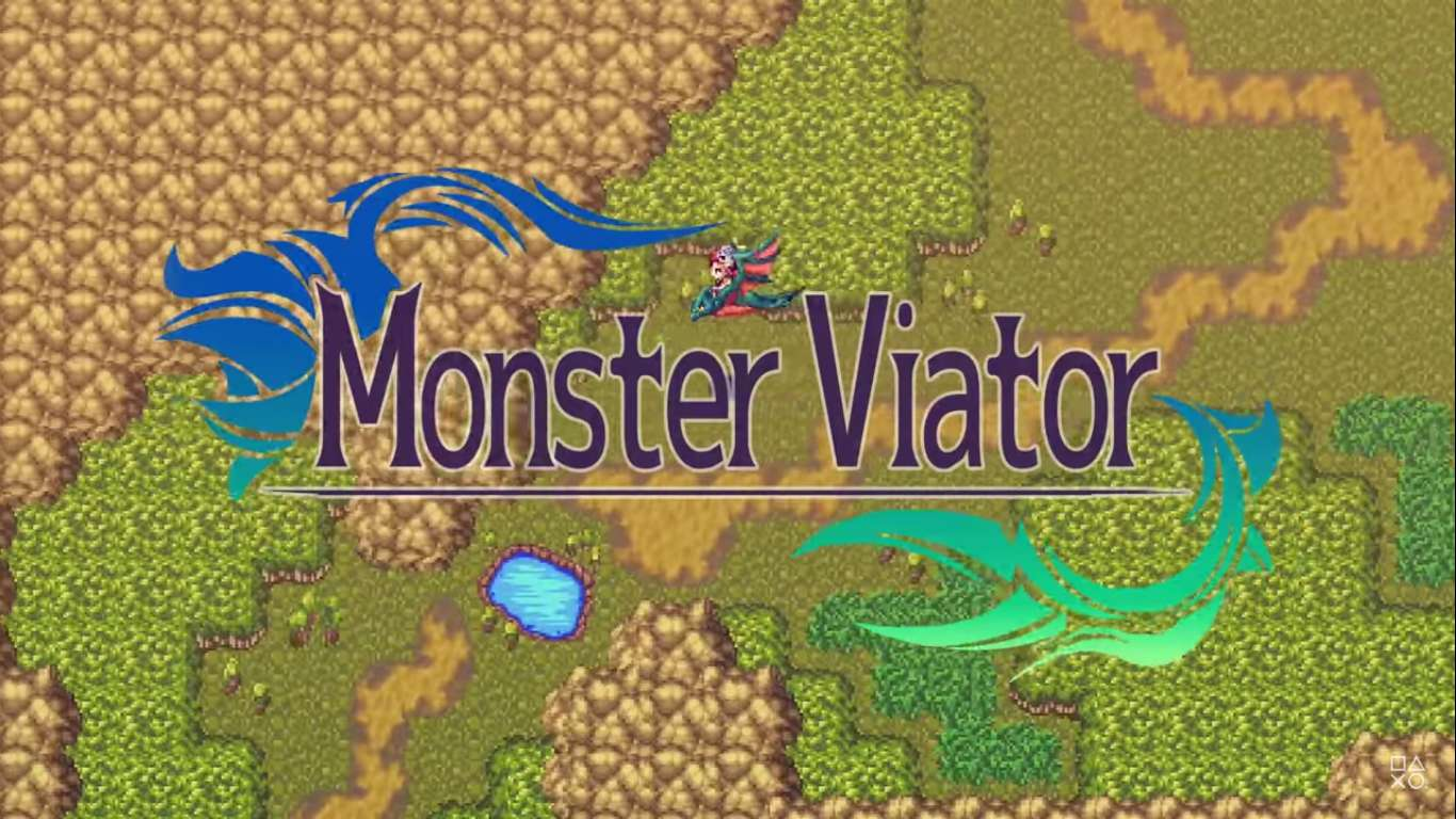 Monster Viator Is Coming To North America On PlayStation 4, A Grand RPG With Monsters And Adventure Awaits Eager Fans