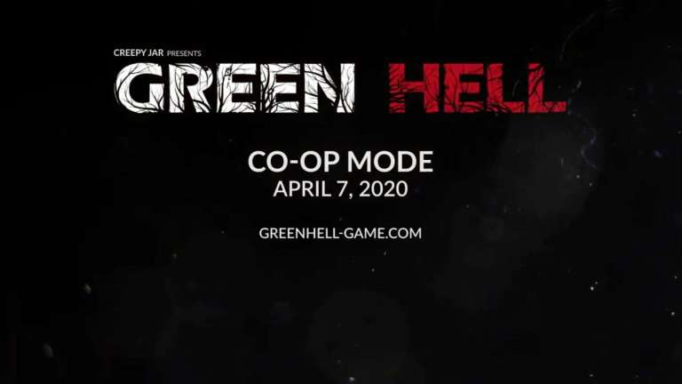 Green Hell Is Receiving A Co-Op Mode That Will Allow Players To Survive Together, New Mode Launches April 7