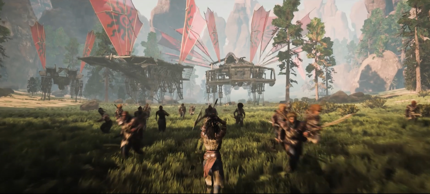 The Survival Game Last Oasis Is Set To Hit Early Access On March 26