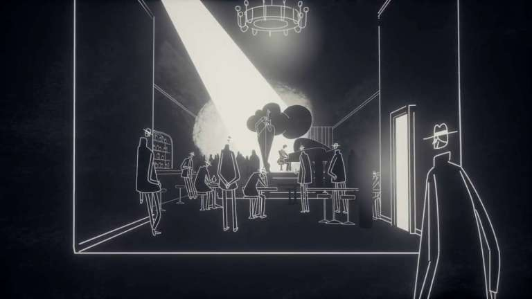 Genesis Noir Has A Free Demo Availiable For Download On Steam, Enjoy The Strange Stylish Detective Mystery Set During The Big Bang