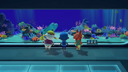 A Japanese Company Used Animal Crossing: New Horizons As A Virtual Meeting Space