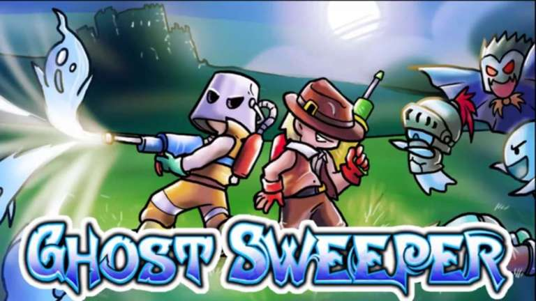 Ghost Sweeper Is Bringing Its Cartoony Puzzle-Platforming Action To Xbox One April 28