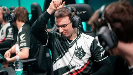 G2 Esports Destroyed Fnatic Before Perkz Announced His Competitive Break Due To Stress