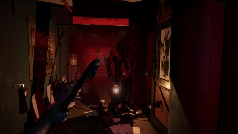 Real Game Machine Announces Survival Horror Game Follia - Dear Father For PC