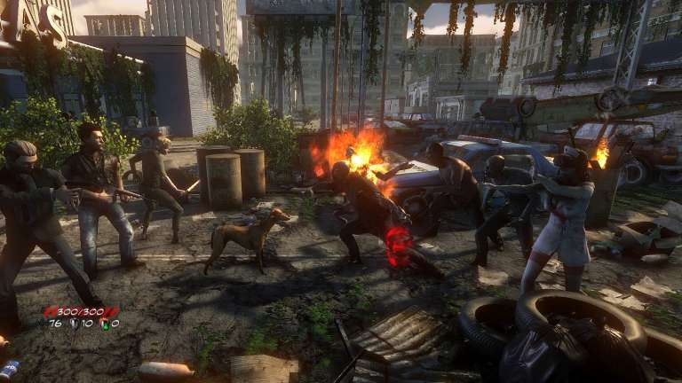 Silent Dreams' Dead Age 2 Enters Steam Early Access This June With Wishlist Bonus Goals