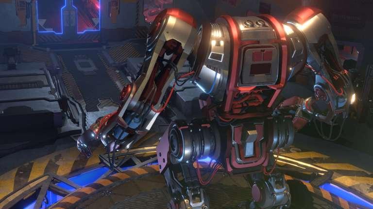 Polyslash Releases New Teaser Trailer For Mech Mechanic Simulator