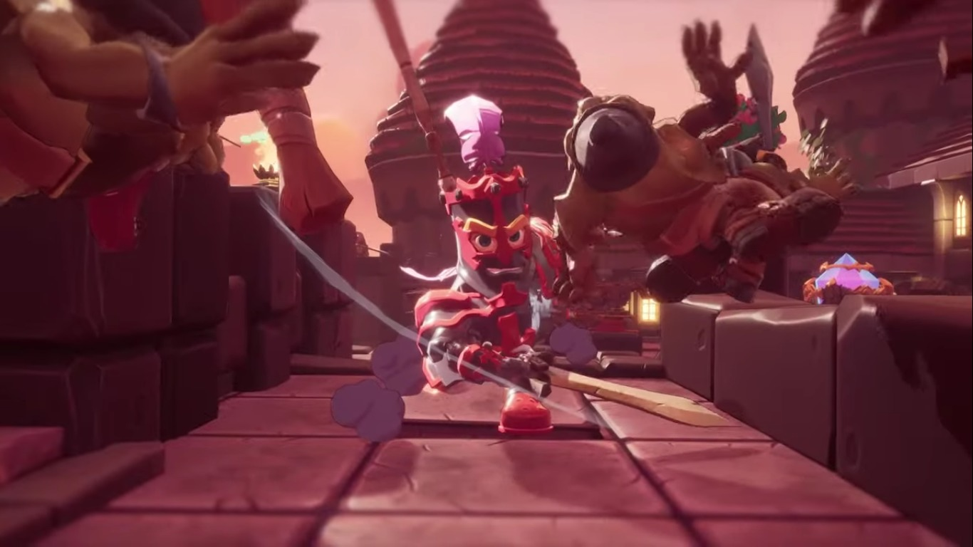 Dungeon Defenders: Awakened Is Leaving Early Access For A Full Release At The End Of May