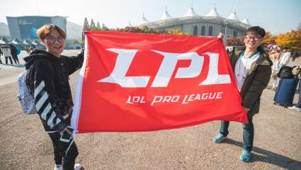 LPL - LGD Gaming Took Down Invictus Gaming, Qualify For World Championship For First Time In Five Years