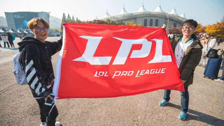 LPL - Invictus Gaming Knocked Out FunPlus Phoenix From The LPL Summer Split Regional Finals