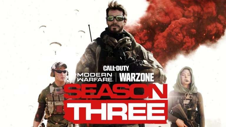 Call Of Duty: Modern Warfare Season 3 Release Date Revealed, Details Get Leaked Ahead Of Reveal