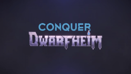 DwarfHeim Is An Upcoming Coop Dwarf-Based RTS Game Headed For PC Soon, Work With Your Friends To Build A Thriving Dwarven City Worthy Of The Throne