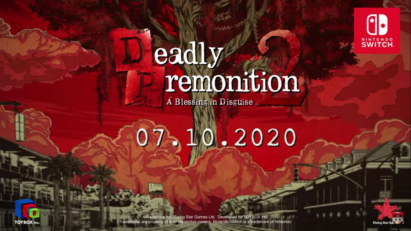 Deadly Premonition 2: A Blessing in Disguise Is Headed For Nintendo Switch On July 10